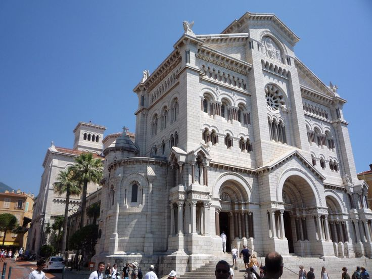 Saint Nicholas Cathedral -  Monaco-Ville, Monaco
