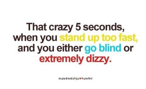 Those crazy seconds…