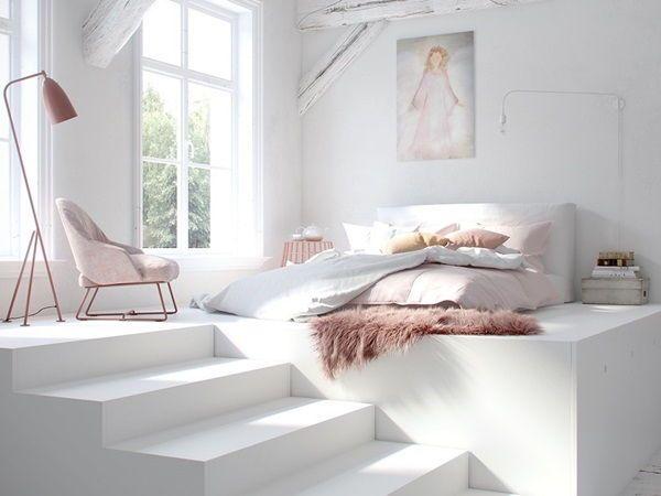 Recently Fresh Ideas For Innovative Design And Architecture White Bedroom Design Minimalist Bedroom Design Bedroom Interior