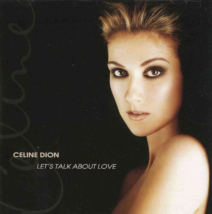 LET'S TALK ABOUT LOVE is an enhanced CD and contains both full audio program and multimedia computer files. Personnel includes: Celine Dion, Barbra Streisand, The Bee Gees, Diana King, Brownstone, Luc