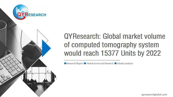 According to QYResearch, The global market volume computed tomography system increased from 7957 Units in 2011 to by 10947 Units 2016. The average growth rate is about 6.59%. The market value of computed tomography system reached 4356.73 million USD in 2016 and it was 3564.53 million USD in 2011. The CAGR of the market value is about 4.10%