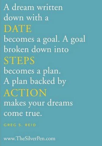 Goal Inspiration
