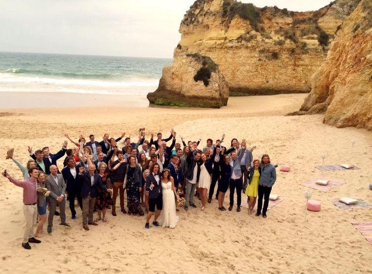 Beach Wedding in Alvor