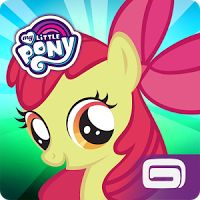 MY LITTLE PONY Magic Princess 3.6.0h APK  MOD  Data  casual games