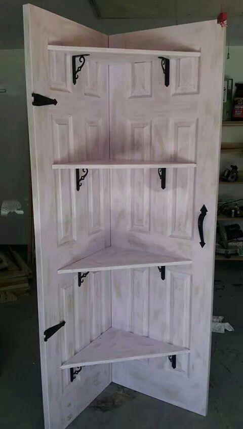 17 mejores ideas sobre puertas recicladas en pinterest On puertas antiguas de madera recicladas