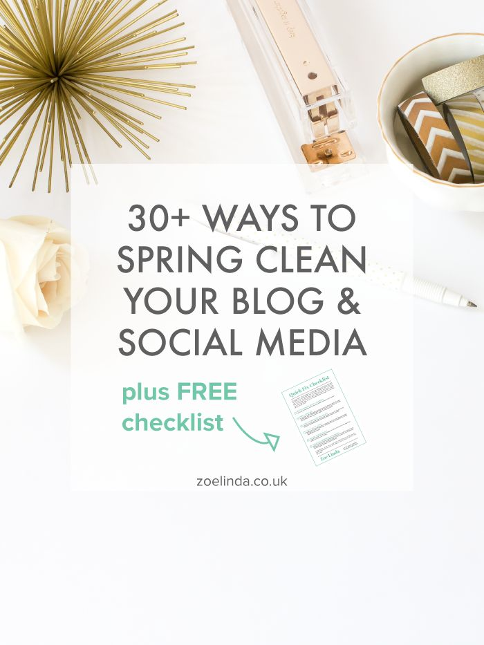 how to clean up your social media for jobs