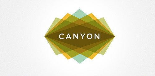 Canyon « Logo Faves   Logo Inspiration Gallery: Analog Colors, Logo Ideas, Colors Palette, Color Palettes, Clever Logos, Logos Ideas, Color Wheels, Brandmark Logos, Canyon Logos