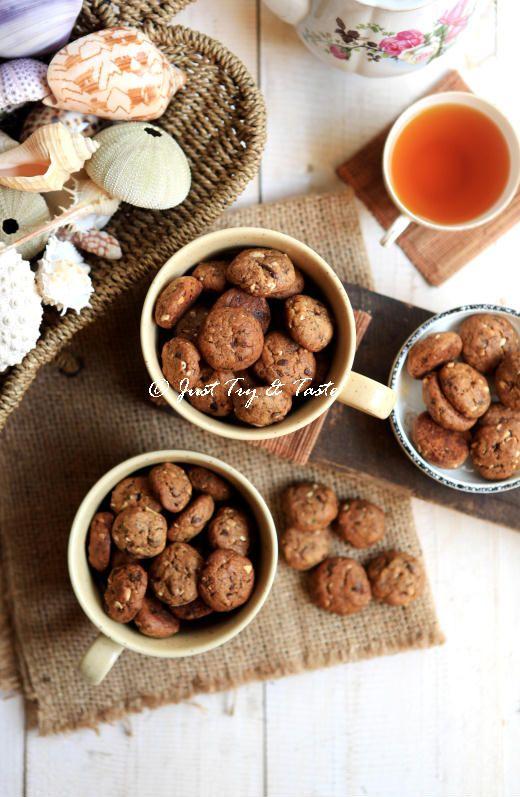 Famous Amos Cookies (Copycat)