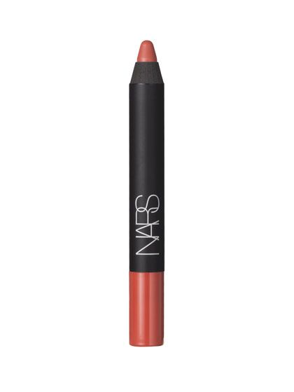 Nars Velvet Matte Lip Pencil—it's the best long-wearing lipstick