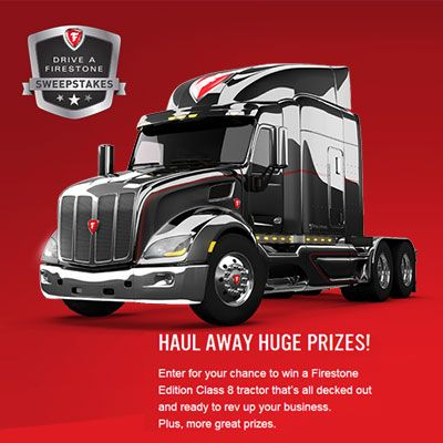 GIVEAWAYS FOR TRUCK DRIVERS