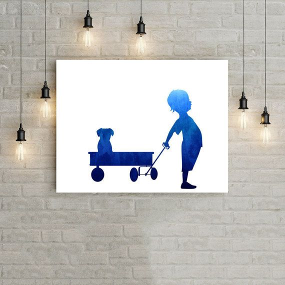 Nursery digital printBoy digital download by SimpleWordsByRoxana
