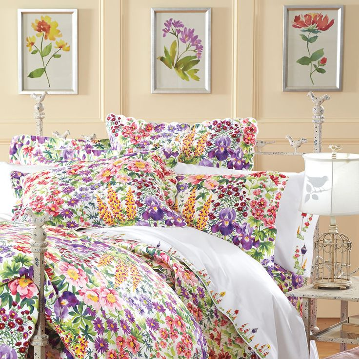 Monet Bed Sheets