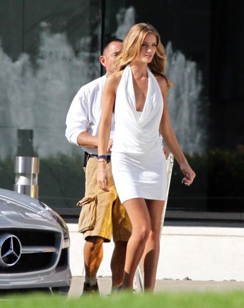 Rosie Huntington-Whiteley Short Halter White Cocktail Party Dress Movie Transformers 3 - READ REVIEW @ http://dresses4share.blogspot.com/2016/01/rosie-huntington-whiteley-short-halter.html?a=7979