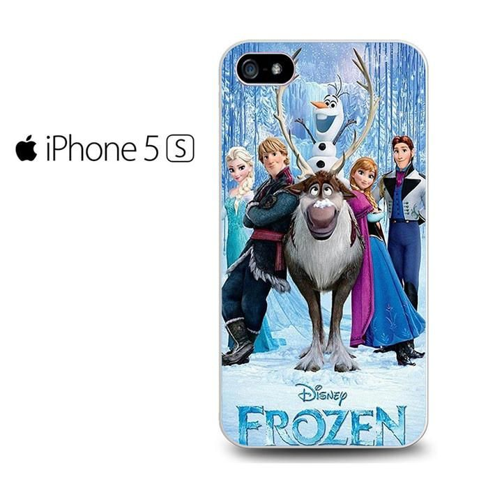 Disney Frozen Cover Iphone 5 Iphone 5S Iphone SE Case