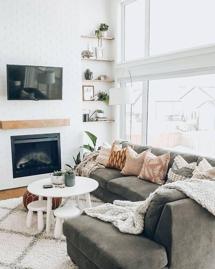 29 Great Grey Living Room Ideas In 2021 Kid Friendly Living Room Living Room Grey Living Room Goals Living room ideas kid friendly
