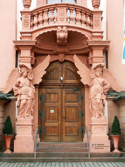 Porta...#peloMundoafora ☆ * Alemanha