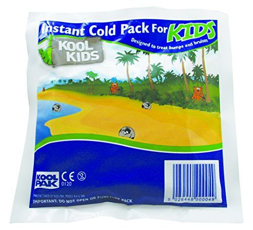 kool kids instant ice packs