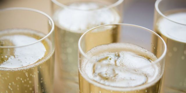 Drinking Champagne Every Day Could Help Prevent Dementia And Alzheimer's  - TownandCountryMag.com