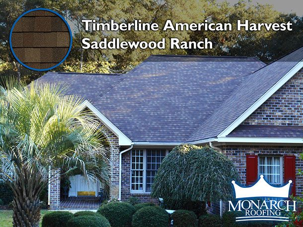 Best Pin By Monarch Roofing On New Gaf Timberline American 640 x 480