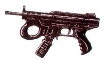 Винтовка под пистолетный патрон / Пистолеты-пулеметы