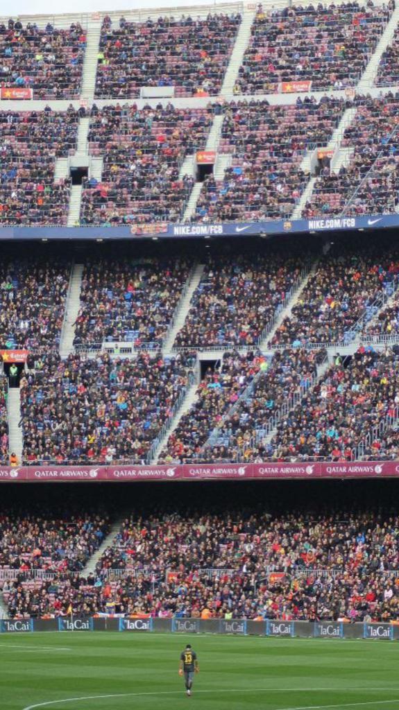 Claudio Bravo. FC Barcelona