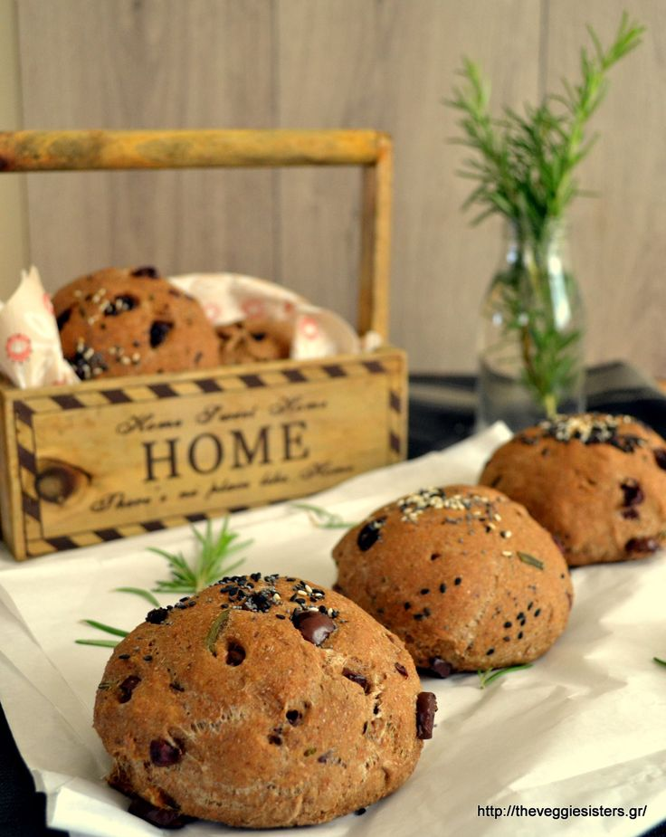 Homemade olive bread rolls! Easy and quick to make and delicious!
