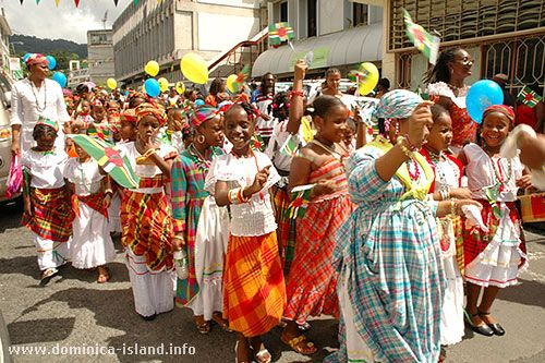 creole day parade dominica   creole heritage   Pinterest ...