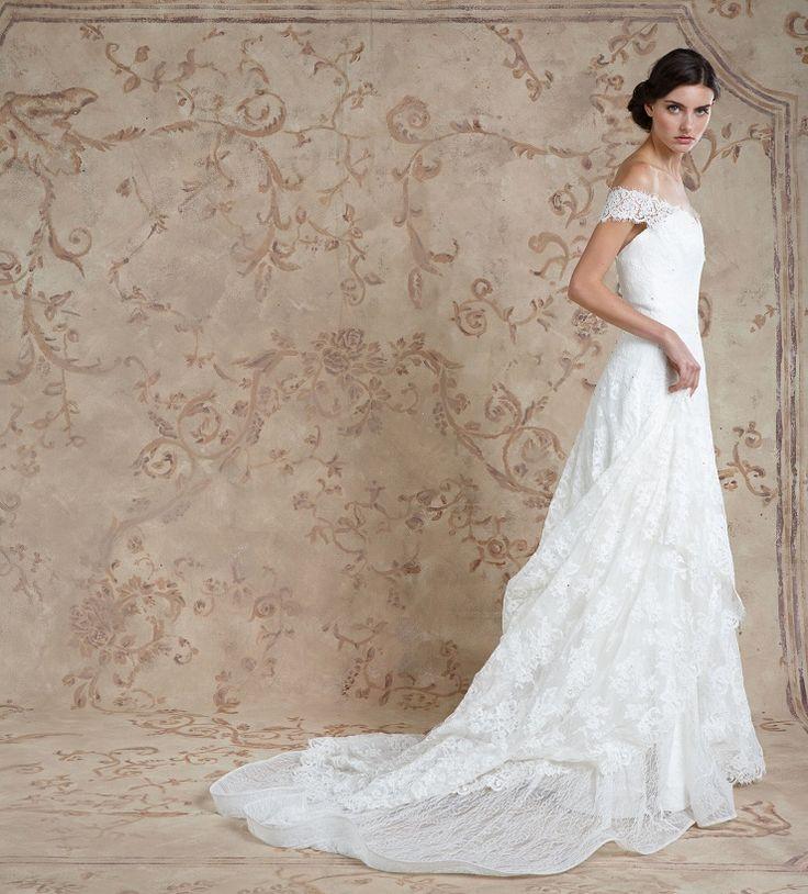 Sareh Nouri fall 2016 wedding dress | itakeyou.co.uk: