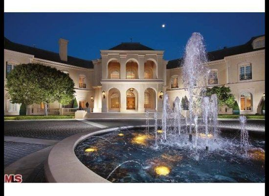 big mansions with pool if this were my house id cry