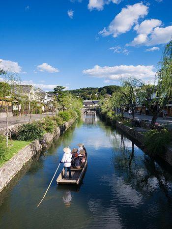 街並み全部が美しい。歴史と文化を感じる倉敷美観地区めぐり | キナリノ
