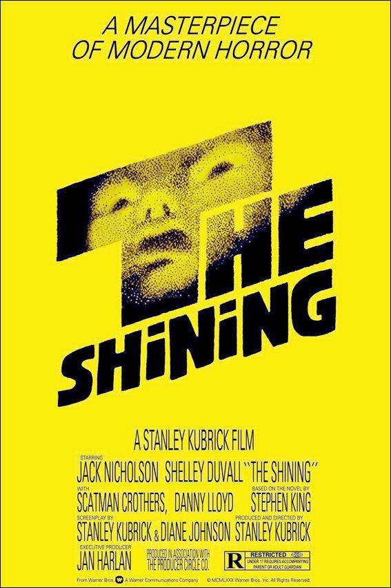 「shining poster saul bass」的圖片搜尋結果