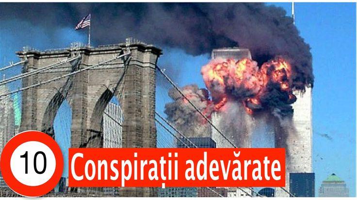 Top conspiratii adevarate