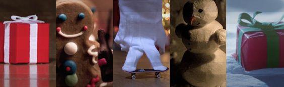 Скоро Рождество и Новый год ! И мы собрали стоп-моушн ролики на эти праздничные темы. Смотрите подборку у нас на сайте.