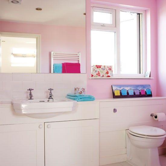 #Outubrorosa #banheirorosa #decorandocomrosa