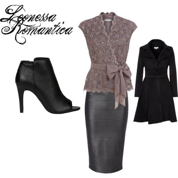 """""""Leonessa Romantica"""" by ladri-di-idee on Polyvore"""