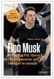 Tesla, Paypal, Space X, l'entrepreneur qui va changer le monde, Elon Musk, Ashlee Vance, Eyrolles. Des milliers de livres avec la livraison chez vous en 1 jour ou en magasin avec -5% de réduction ou téléchargez la version eBook.