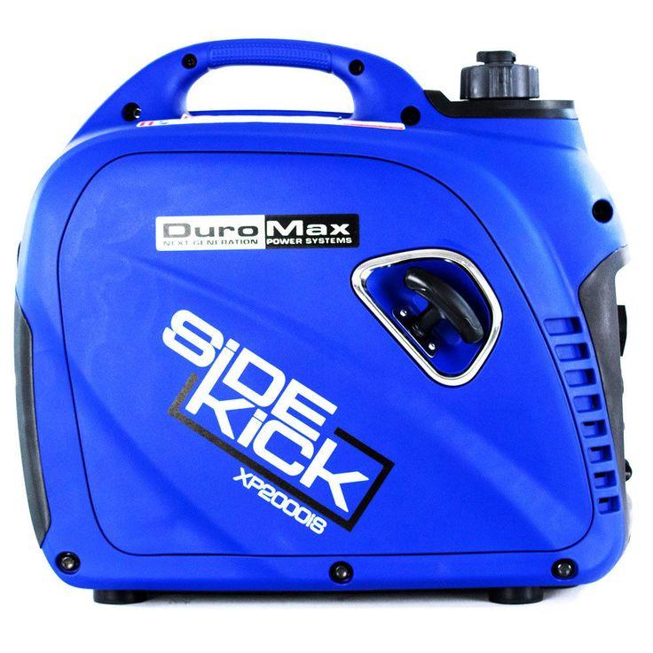 DuroMax XP2000iS 2000 Watt Digital Inverter Gas Powered Portable Generator #DUROMAX