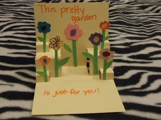 Mother's Day Cards for Kids, 2 pop-up cards for children to make. | Wayward Girls' Crafts