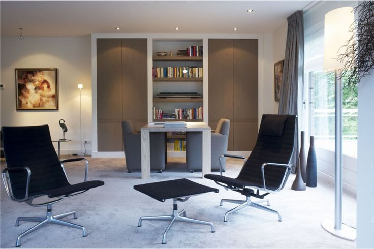 Appartement Baarn - woonkamer - OBLY