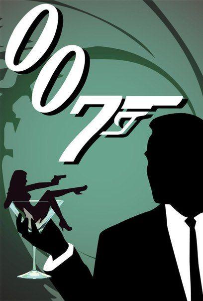 My favourite films are James Bond