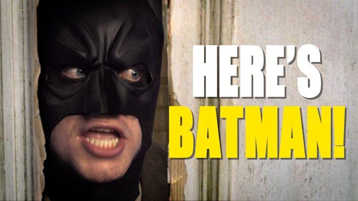 Batman Added to Classic Movie Scenes, Part 3