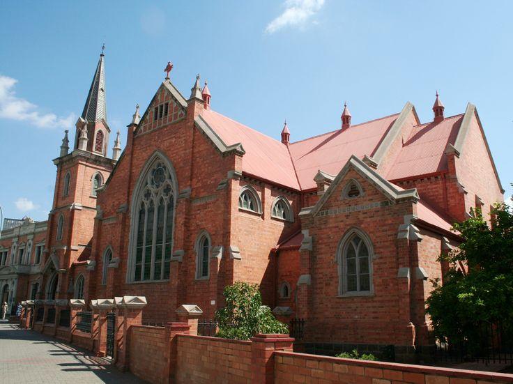 Kimberley Methodist Church, South Africa