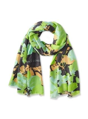 75% OFF Micky London Women's Pinot Grigio Scarf, Multi