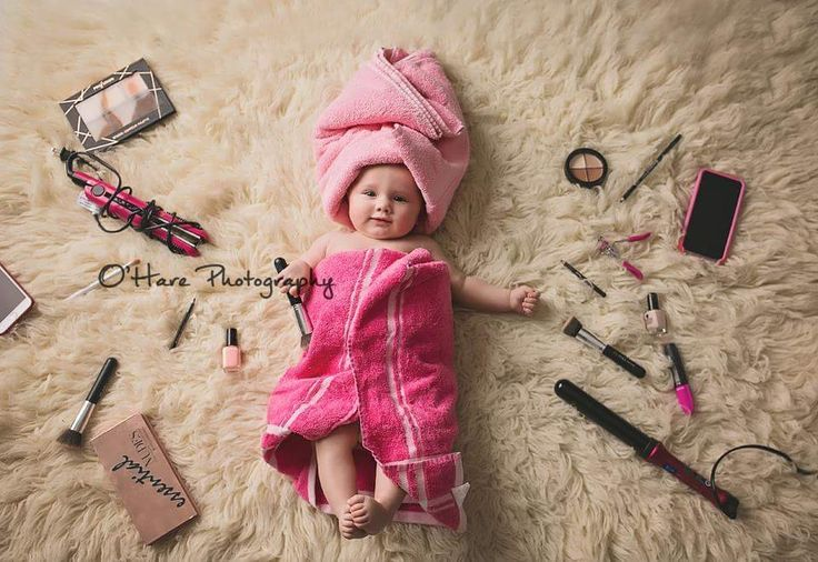 Baby diva by O'Hare Photography of Port Huron, Mi. 3 month 4 month baby pictures