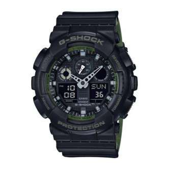Casio G-SHOCK Black GA100L-1A Watches for sale from Authorized Dealer - Donaldson Watch Repair in Arizona