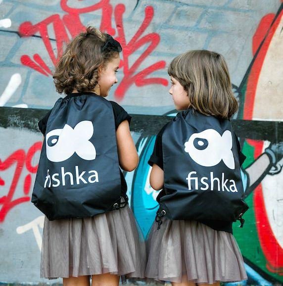 fishkawear / fishka  worek / plecak