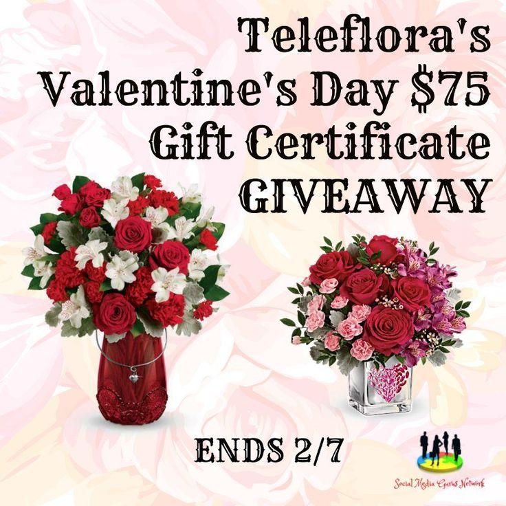 New Age Mama: Teleflora's Valentine's Day $75 Gift Certificate #Giveaway @SMGurusNetwork @las930 #Teleflora