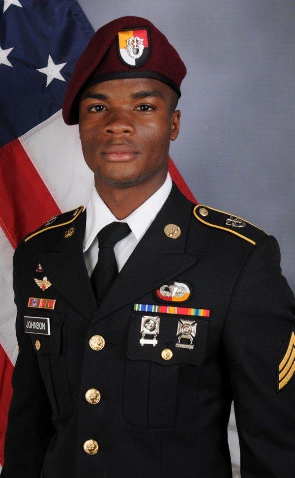 The private life of Sgt. La David Johnson, the slain soldier ensnared in a Trump controversy