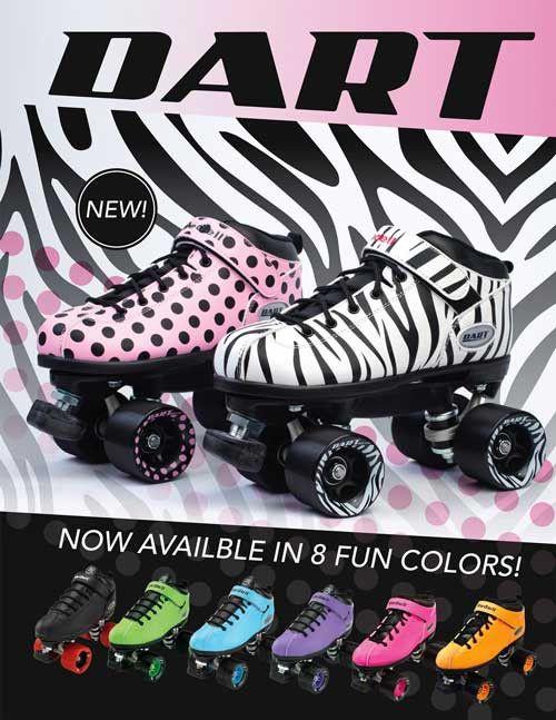 Dart Riedell Skates  ... I'm in LOVE!