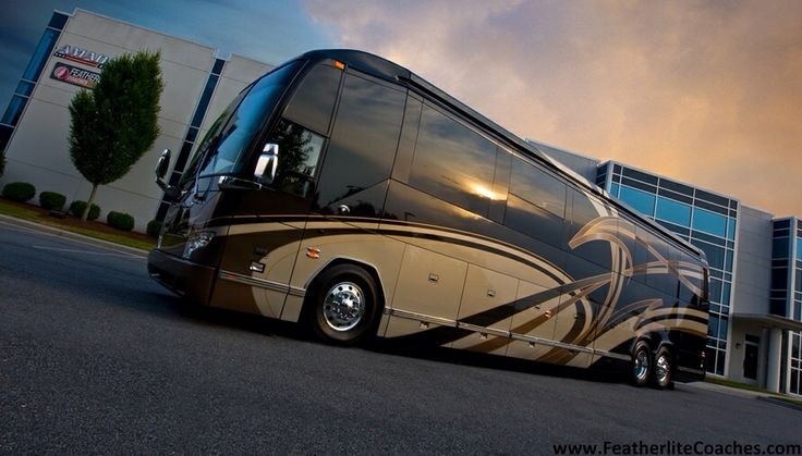 The Prevost Bus is my ideal Shell for conversion!